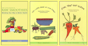 Nomi Shannon Recipes - Little Books